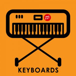 Classroom Grp-of-2 Keyboard classes - Advanced Grd7-Grd8 - 12 sessions