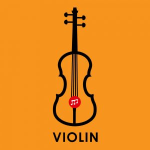 Classroom Grp-of-2 Violin classes - Advanced Grd7-Grd8 - 12 sessions