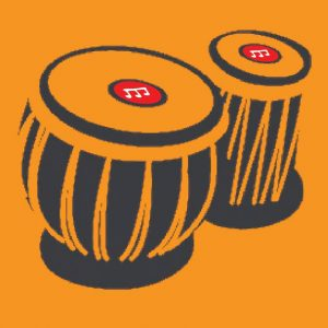 Classroom Group Tabla classes - Advanced - 12 sessions